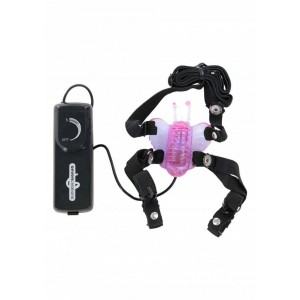 VIBRO-STRAP-ON PARADISE STRAP-ON