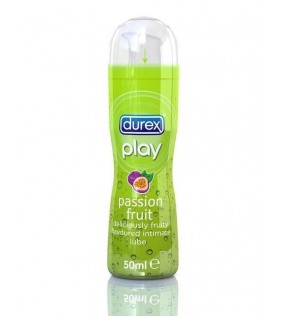 LUBRIFICANTE - DUREX PASSION FRUIT - 50 ML