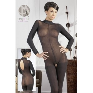TUTA SEXY CATSUIT OUVERT