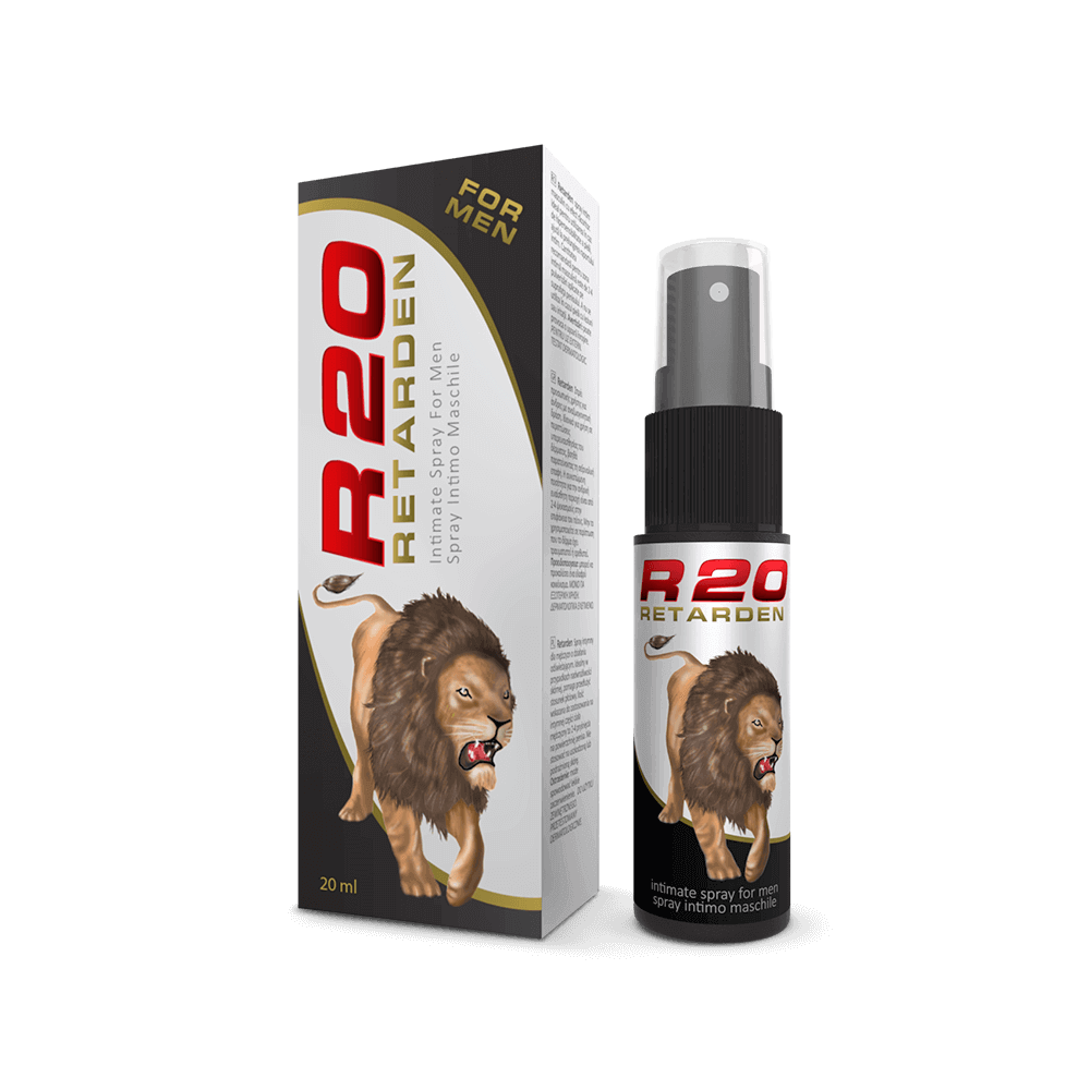 SPRAY RITARDANTE R20